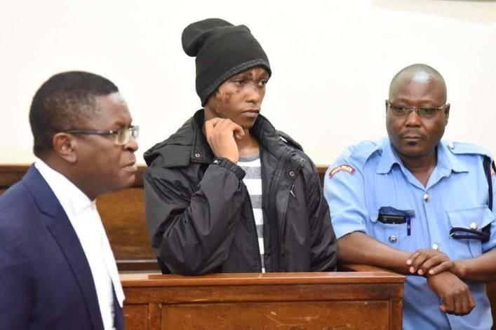 Ivy Wangechi murder case